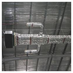 Dịch vụ thi công hệ thống thông gió